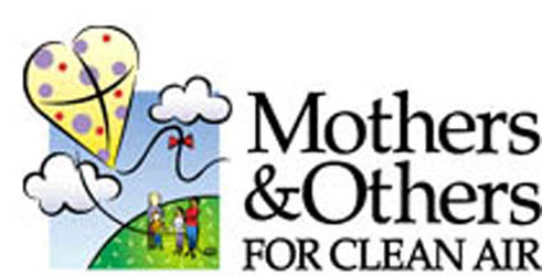 mothers and others for clean air logo